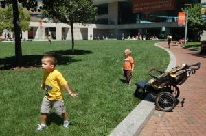 National Constitution Center-from a special needs perspective
