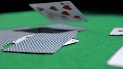 """We cannot change the cards we've been dealt, only how we play the hand."""