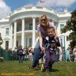 ~our trip to Washington, DC~The White House Easter Egg Roll~