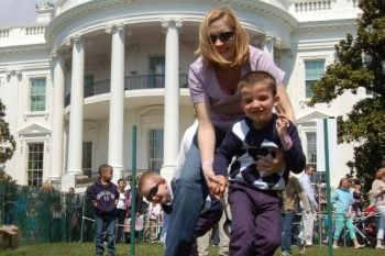 The White House Easter Egg Roll~Read before you go.