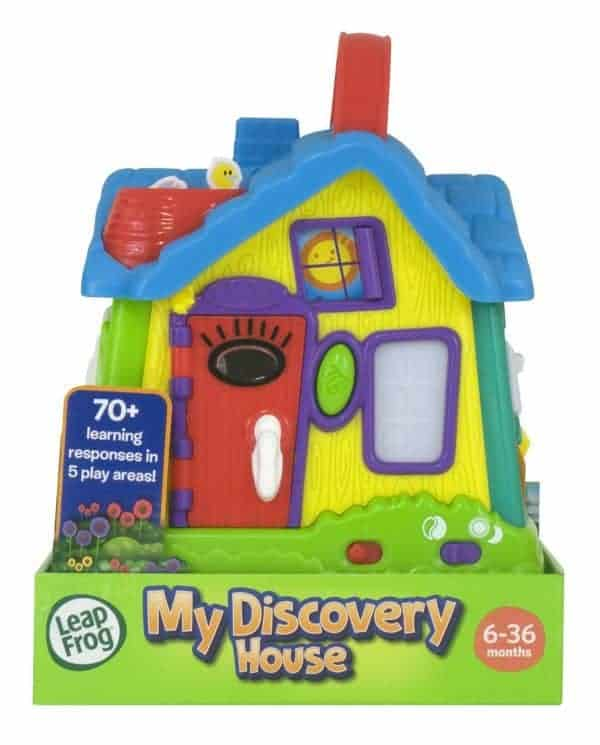 leap frog discovery  house
