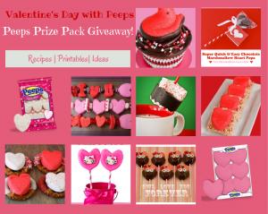 valentines day peeps