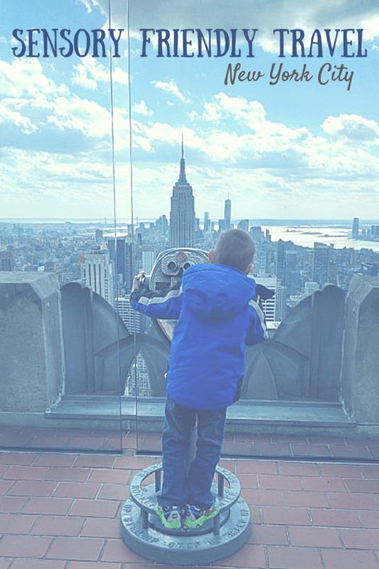 Sensory Friendly Travel new york city