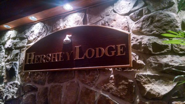 hershey lodge fireplace