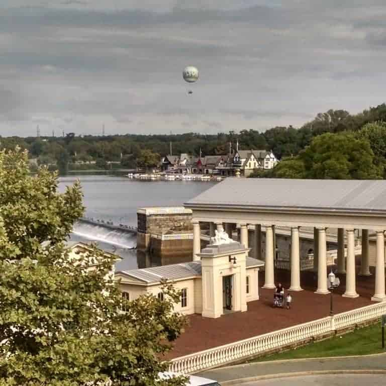 {Fairmount Water Works} 5 Reasons you need to visit this amazing little gem in Philadelphia.