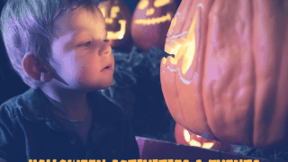 {Halloween in Philadelphia} 60 Fun Things to Do with your Kids.