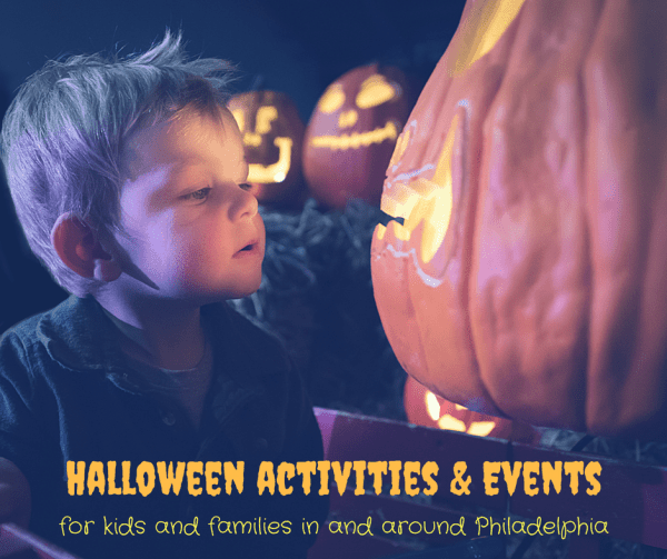 fall halloween philadelphia