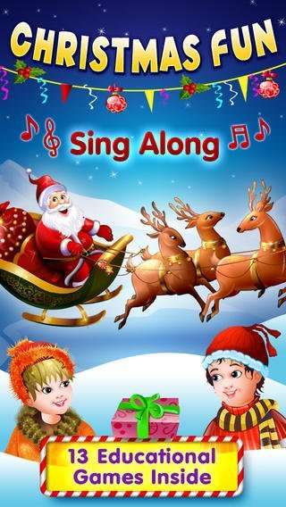 christmas fun games app