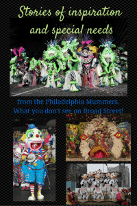 From helping a little girl with a very rare disease to helping make dreams come true for a young man with autism who wants to strut down Broad Street in the Mummers Parade...you will be inspired by the stories of what goes on behind the scenes.