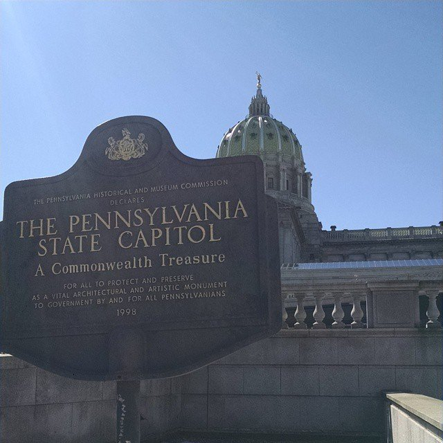 my travels to Harrisburg~Basic Education Funding Reform Commission Hearing