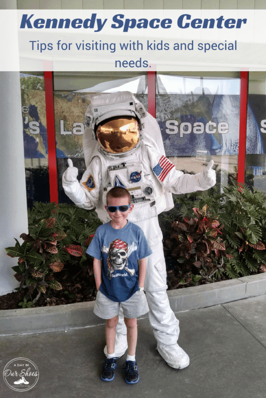 kennedy space center astronaut