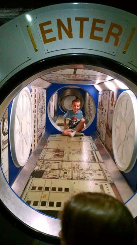 kennedy space center kids activities
