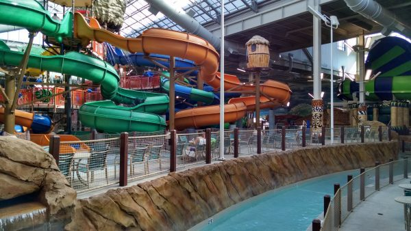 kalahari resort poconos best indoor waterpark
