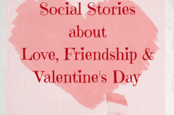 social stories love valentines day friendship