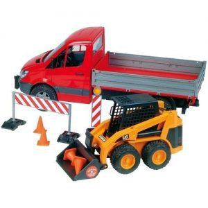 bruder mercedes truck