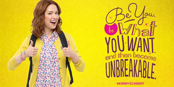 7 life lessons for special needs mom from Kimmy Schmidt