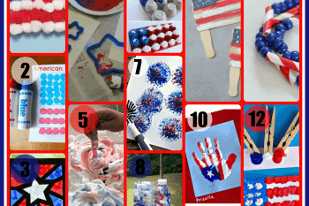 12 Simple Patriotic Crafts for Kids