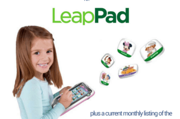 Free codes for Leap Pad apps!