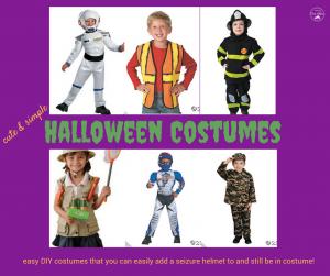 halloween costumes seizure helmet facebook