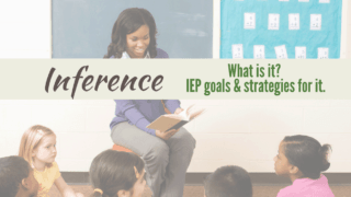 What is Inference? Definition | Examples | IEP Goals