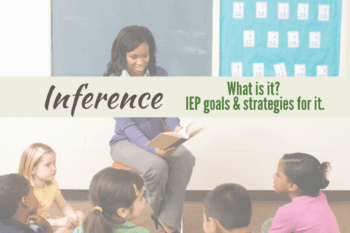teaching inference examples students