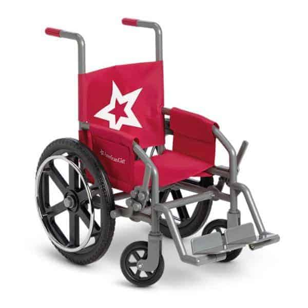 american girl wheelchair