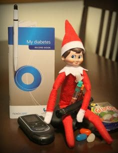 elf shelf t1 type 1 diabetes