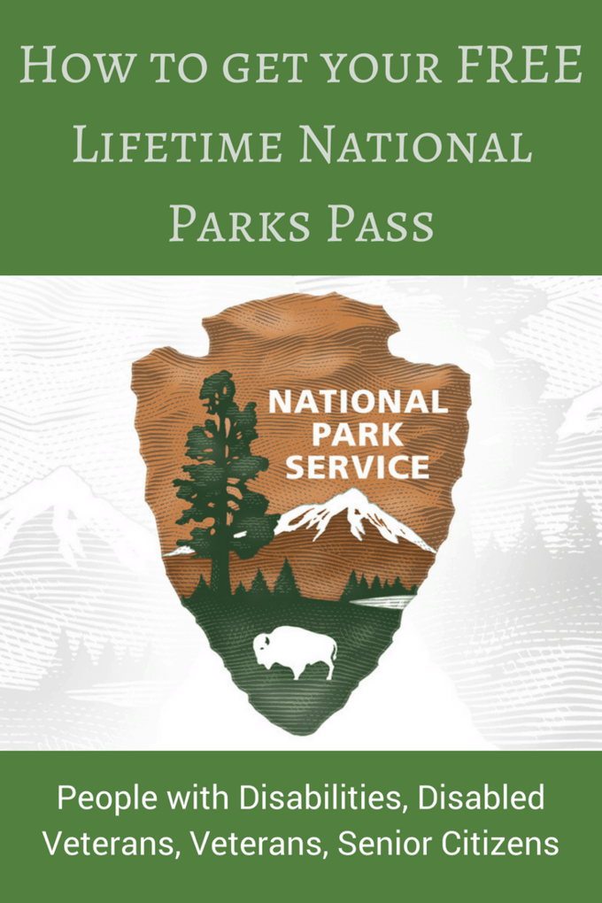 Did you know if you have a disability, you may qualify for a FREE LIFETIME pass to our National Parks? Also, there are discounts and other special National Parks Pass options for senior citizens and Veterans. Even 4th Graders! Learn how, then go! #FindYourPark