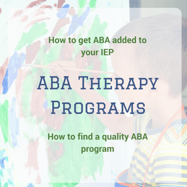 ABA Therapies