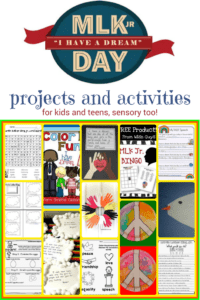 martin luther king jr activities list preview examples