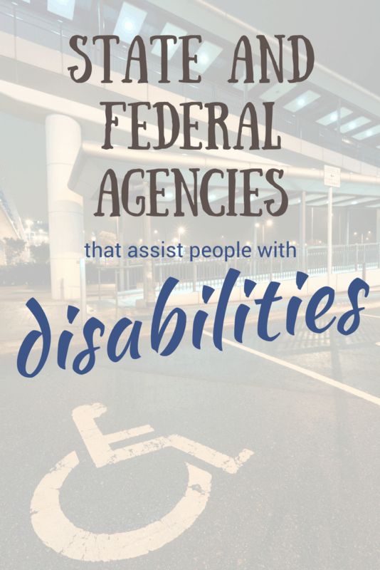 disability protection advocacy list