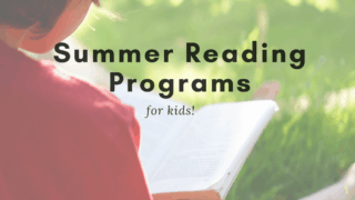 The Ultimate Guide to Summer Reading Programs for kids. {9 free options!}