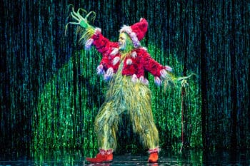 {Review} How the Grinch Stole Christmas! The Musical.