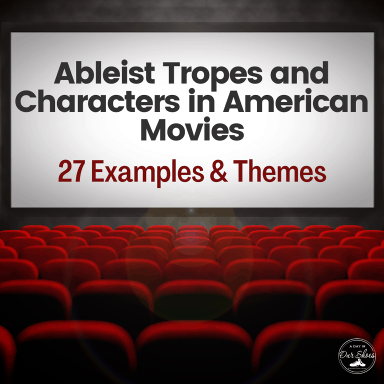 27 Ableist Tropes and Characters in American Movies | Examples