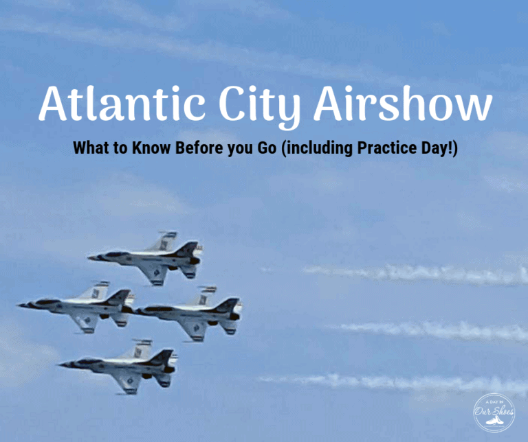 10 Tips for the Atlantic City Airshow You Should Know.