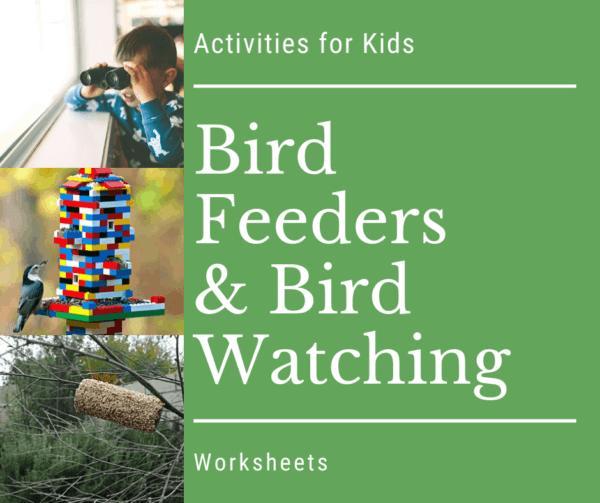 bird watching feeders for kids