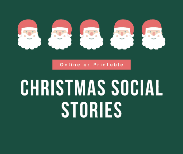christmas social stories