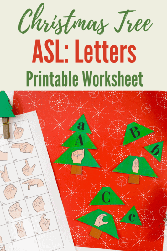 Printable ASL letters page showing how to do certain letters in american sign language