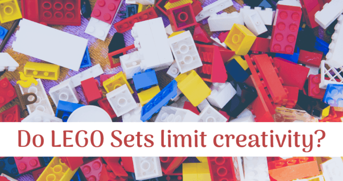 Do LEGO Sets limit creativity_