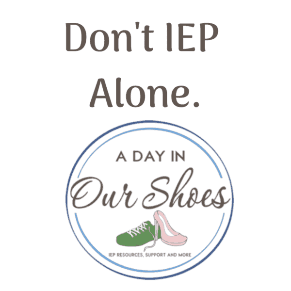 Don't IEP Alone podcast