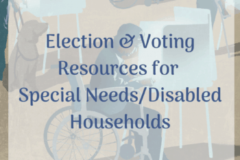 Election and Voting Resources for Disability and Voters