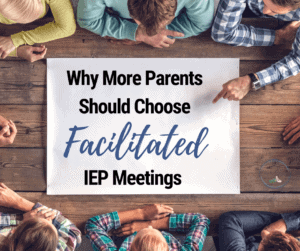 facilitated iep meeting
