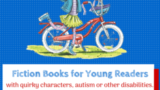 15 Fiction Books {for kids} with Autistic or Differently-Abled Main Characters