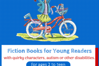 Fiction Books for young readers autism