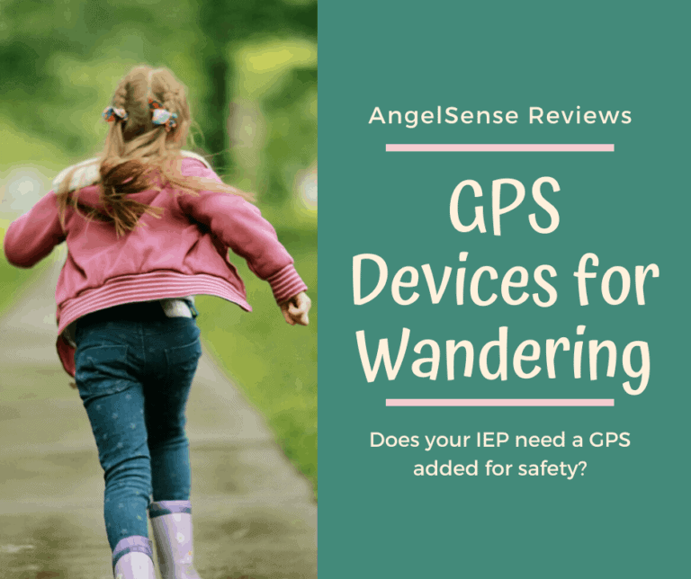 AngelSense GPS Tracker | Reviews | Adding to IEP