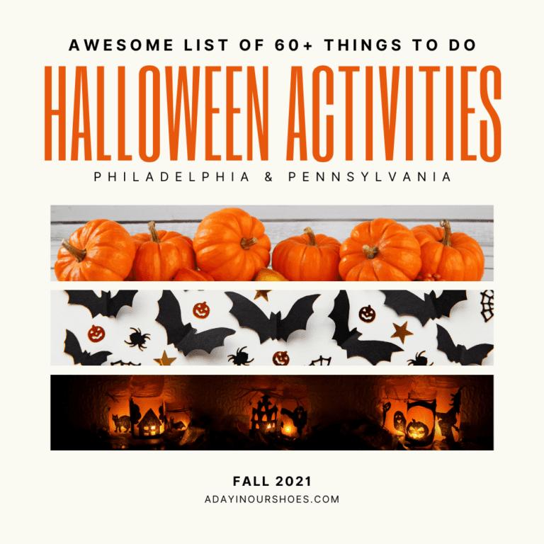 60+ Halloween Things to Do in Philadelphia | Halloween Activities for Kids