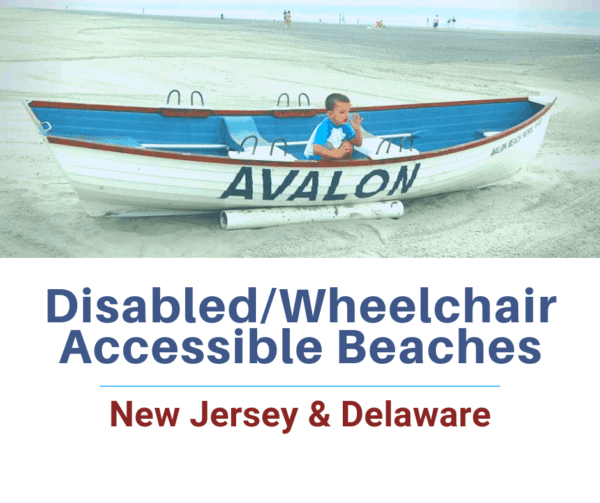 Handicapped Accessible Beaches