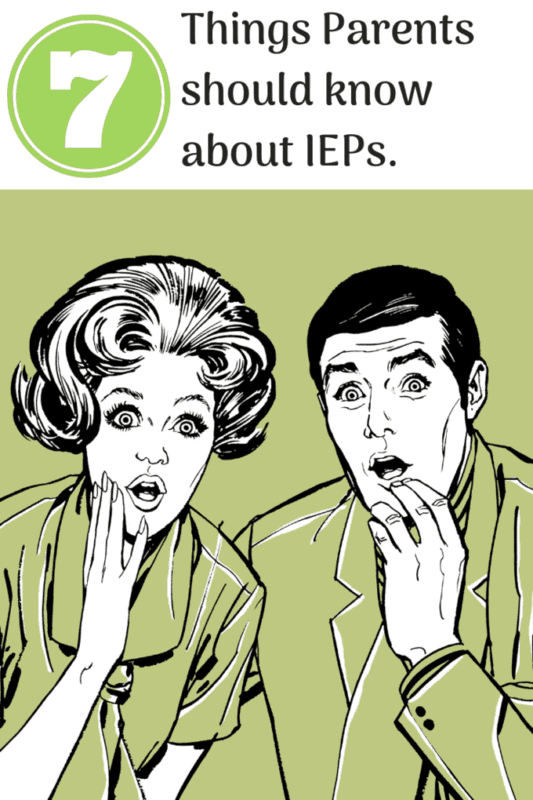 what iep parents need to know husband and wife cartoon characters looking shocked