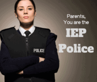 iep parent participation