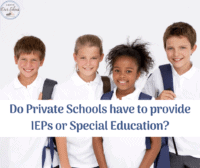 iep private school